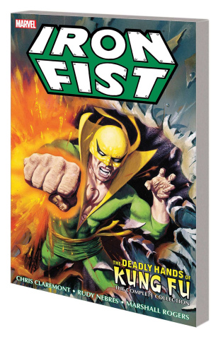Iron Fist: The Deadly Hands of Kung Fu (Complete Collection)