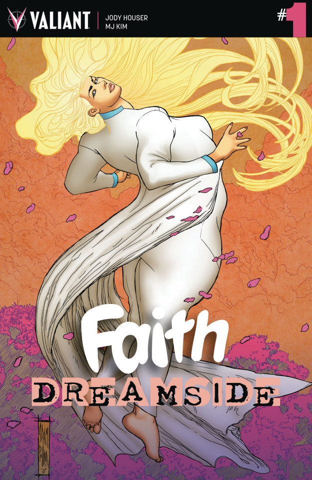 Faith: Dreamside #1 (20 Copy Pollina Cover)