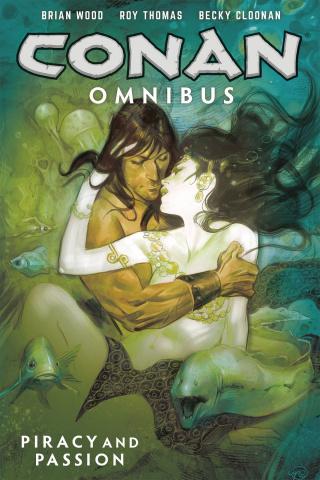 Conan Vol. 5: Piracy and Passion (Omnibus)