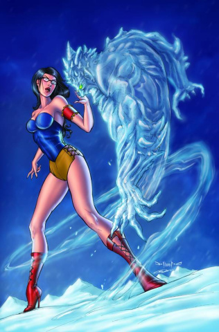 Grimm Fairy Tales #84 (Qualano Cover)