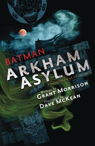 Batman: Arkham Asylum (New Edition)