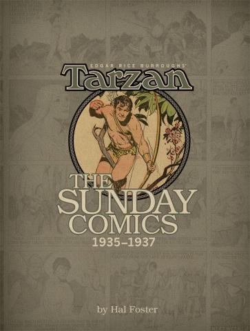 Tarzan: The Sunday Comics Vol. 3: 1935-1937
