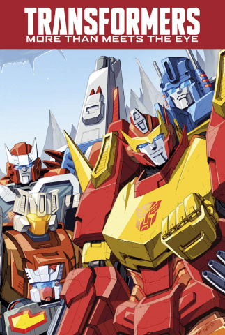 The Transformers: More Than Meets the Eye Box Set
