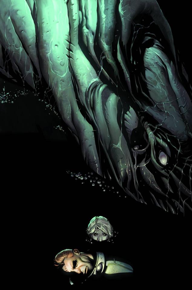 Midnight Society: The Black Lake #3