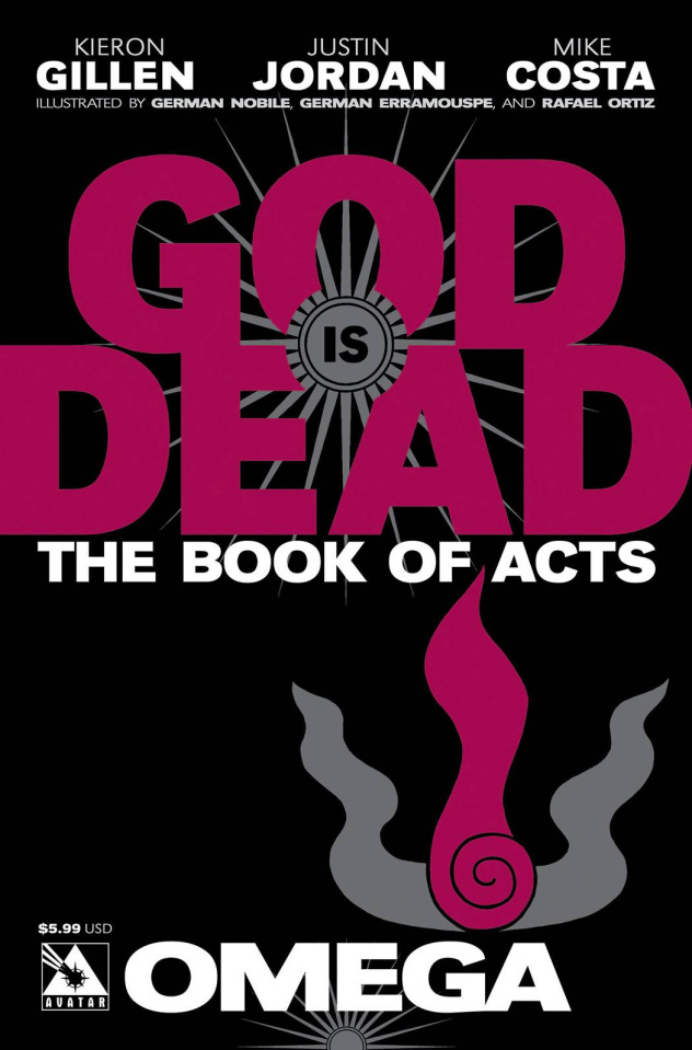 God Is Dead: The Book of Acts - Omega
