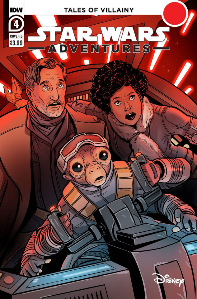 Star Wars Adventures #4 (Nathan Cover)