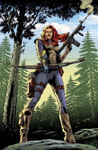G.I. Joe: A Real American Hero #255 (25 Copy Royle Cover)