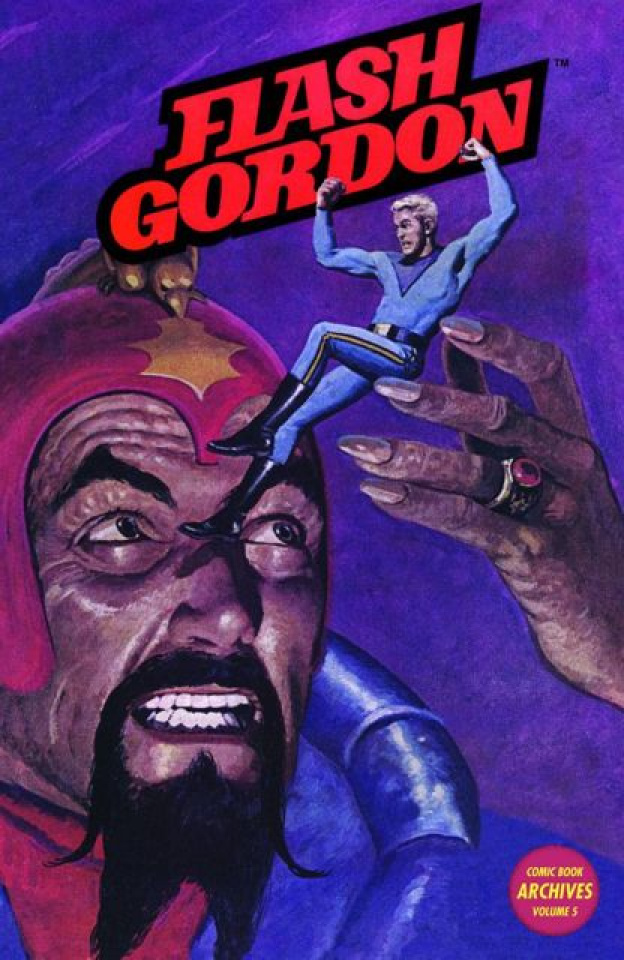 The Flash Gordon Comic Book Archives Vol. 5