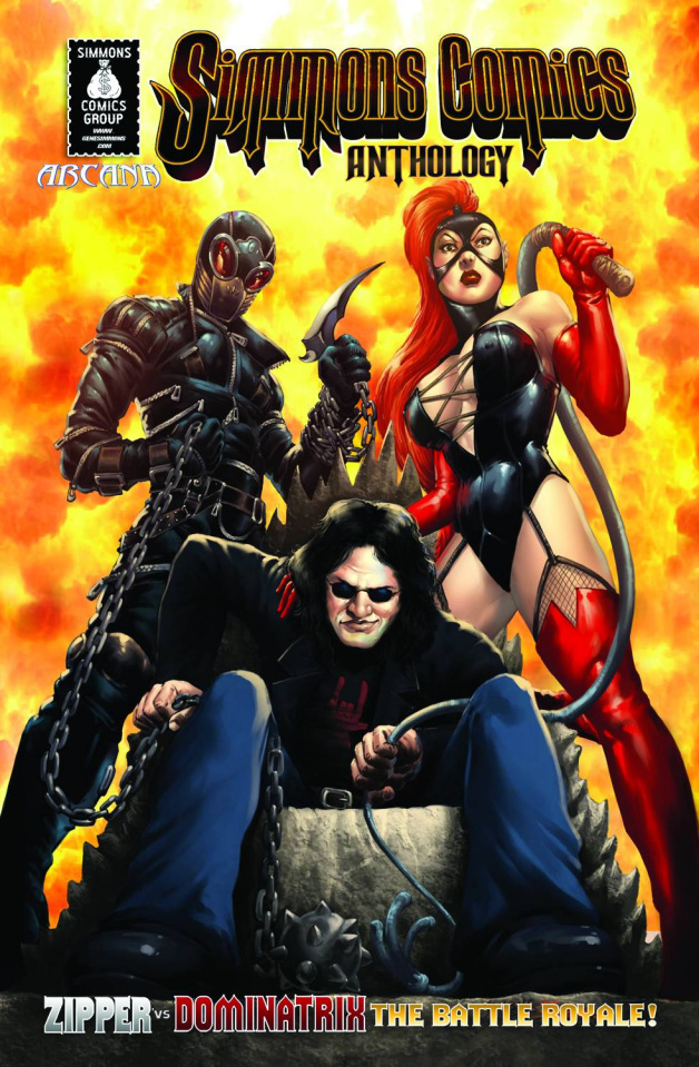 Gene Simmons Comics Anthology Vol. 1