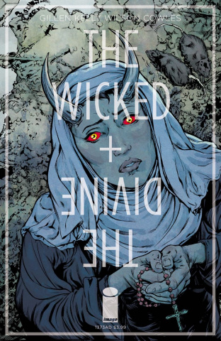 The Wicked + The Divine: 1373 (Kelly Cover)