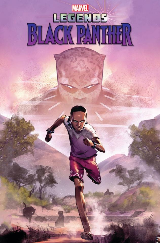 Black Panther: Legends #1