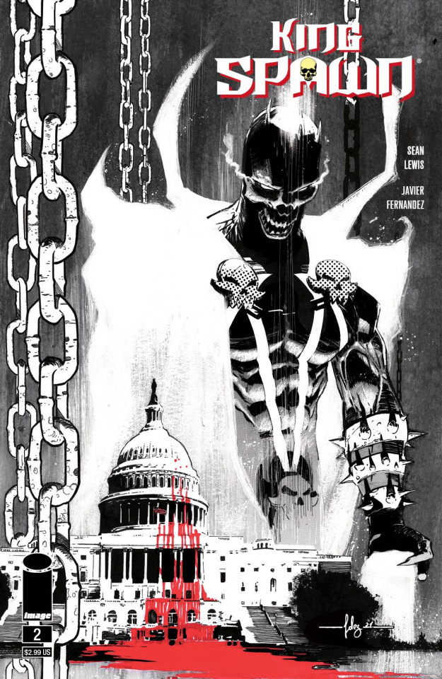 King Spawn #2 (Fernandez Cover)