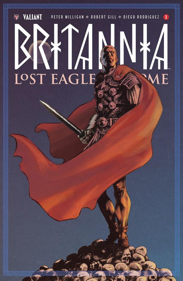 Britannia: Lost Eagles of Rome #1 (Thies Cover)