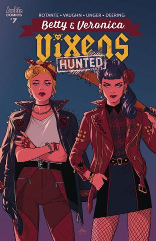 Betty & Veronica: Vixens #7 (Mok Cover)