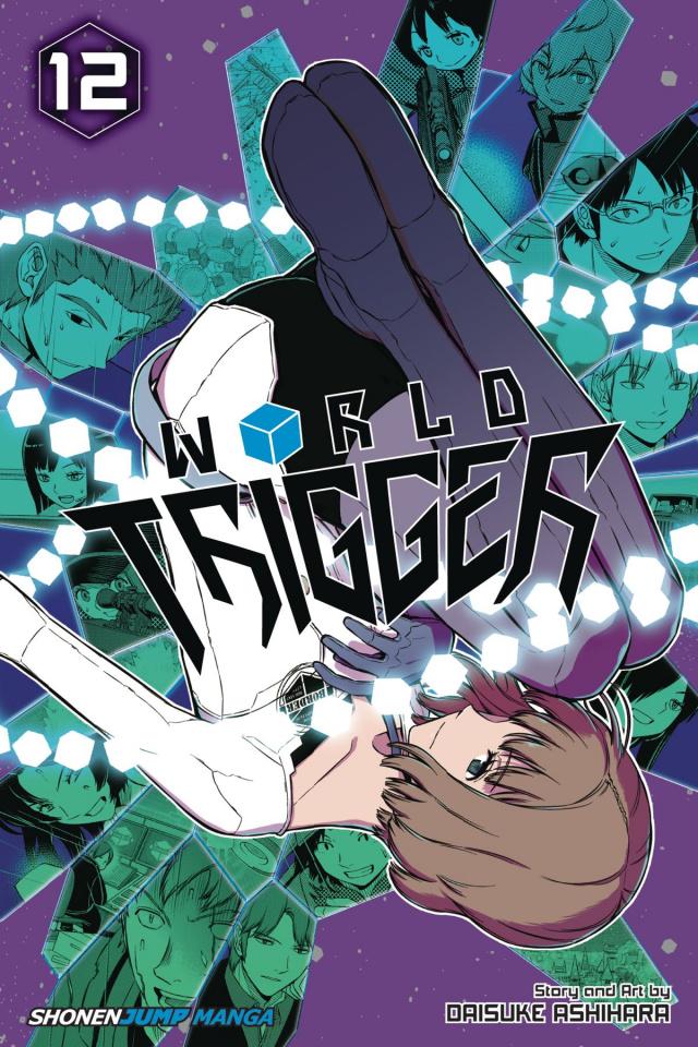 World Trigger Vol. 12