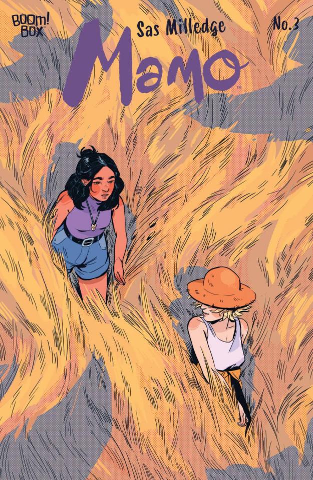 Mamo #3 (Milledge Cover)