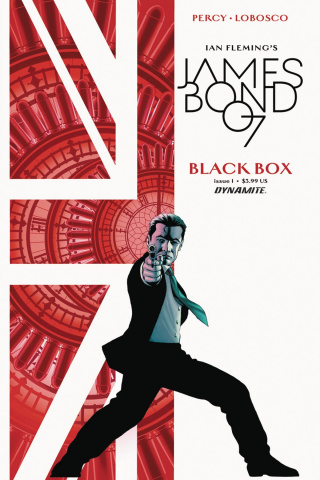 James Bond: Black Box #1 (Cassaday Cover)