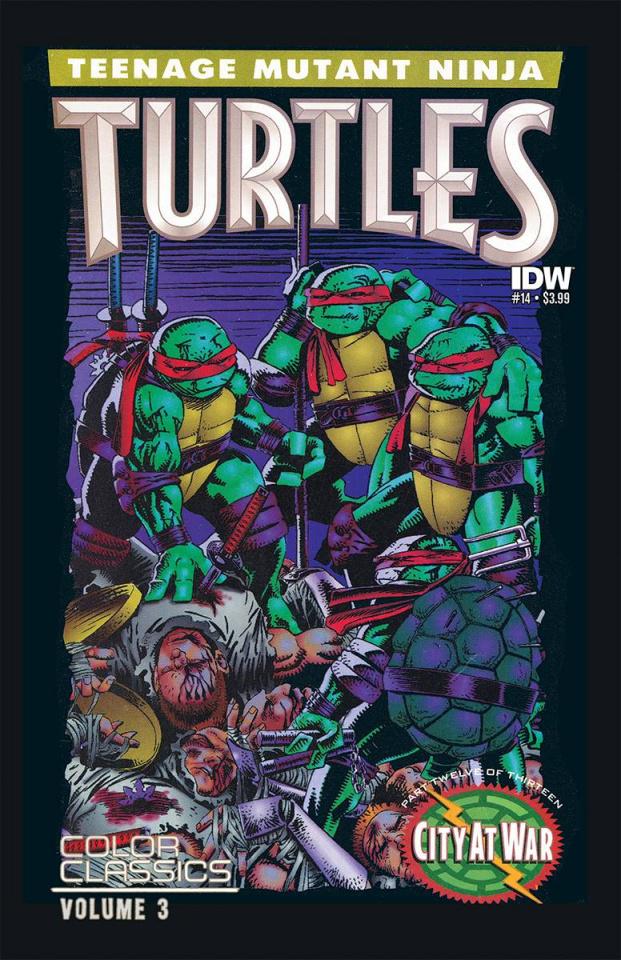 Teenage Mutant Ninja Turtles Color Classics: Series 3 #14