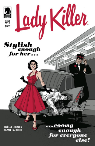 Lady Killer #2 (2nd Printing)