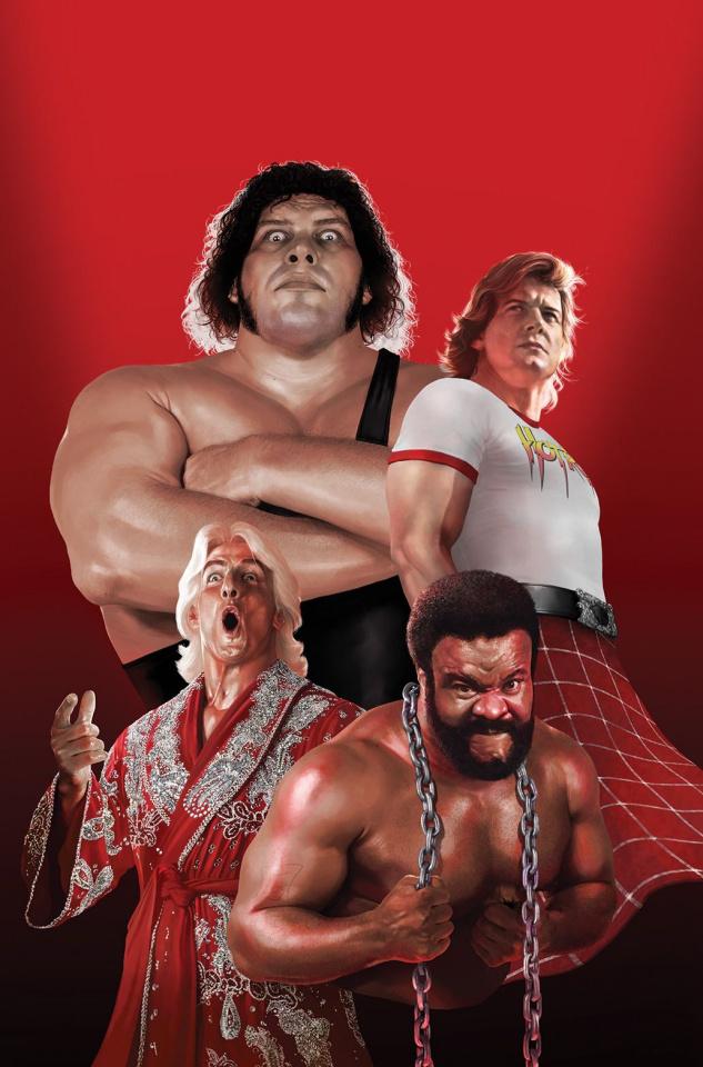 WWE Forever #1