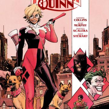 Batman: White Knight Presents Harley Quinn #1 (Sean Murphy Cover)