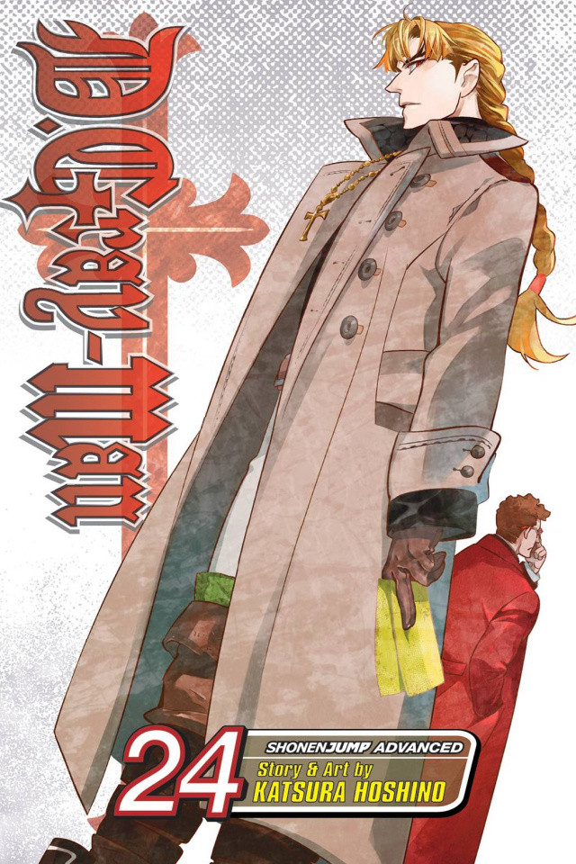 D.Gray-Man Vol. 24