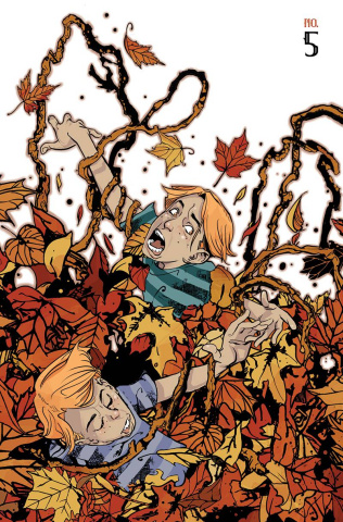 The Autumnal #5 (Gooden Cover)