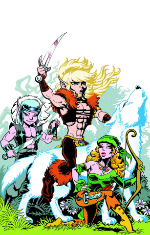Elfquest #1 (1 For $1)