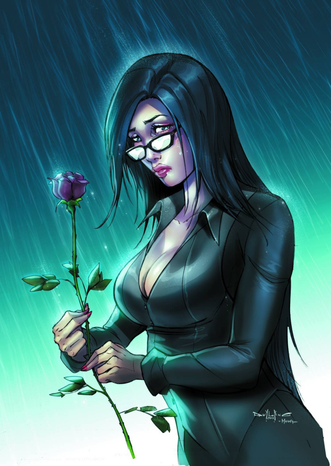 Grimm Fairy Tales #92 (Qualano Cover)
