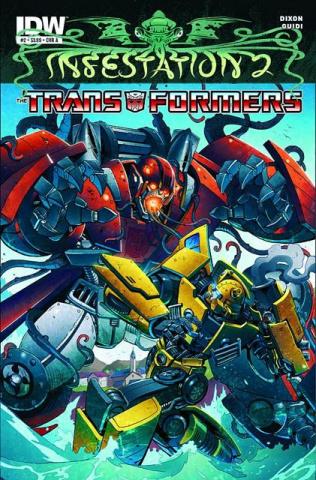 Infestation 2: Transformers #2