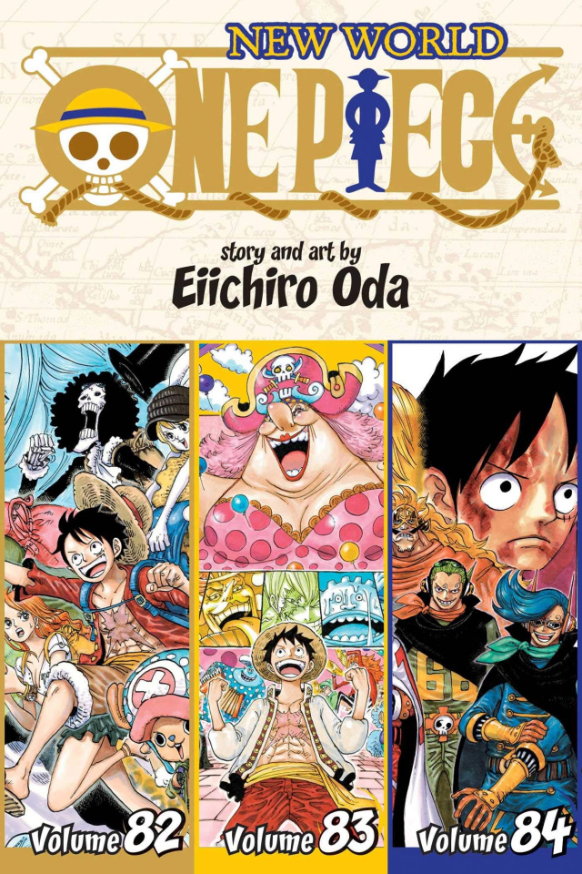 One Piece Vol. 30 (3-in-1 Edition)