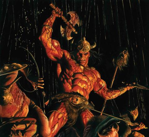 The Savage Sword of Conan #5
