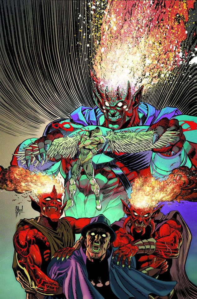 Trinity of Sin: The Phantom Stranger #17