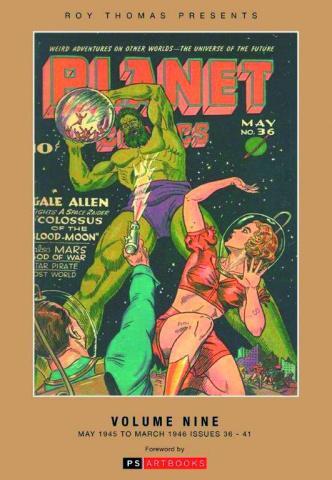 Planet Comics Vol. 9