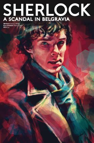 Sherlock: A Scandal in Belgravia #3 (Zhang Cover)