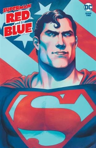 Superman: Red and Blue #2 (Nicola Scott Cover)