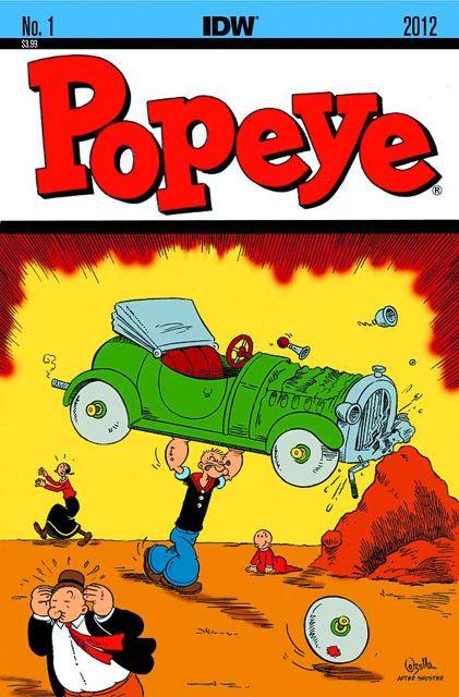 Popeye #1