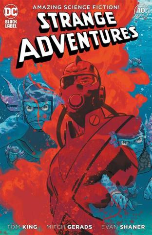 Strange Adventures #10 (Evan Doc Shaner Cover)