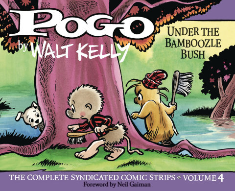 Pogo: The Complete Syndicated Comic Strips Vol. 4: Vote Pogo