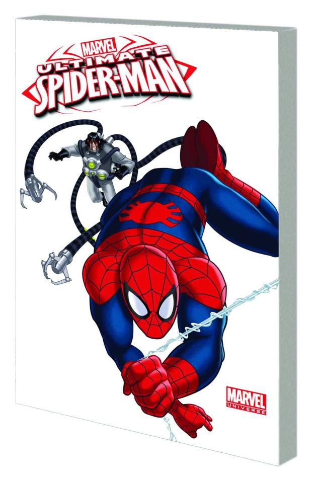 Marvel Universe: Ultimate Spider-Man Vol. 5