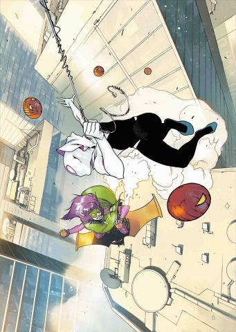 Spider-Gwen: Ghost Spider #2