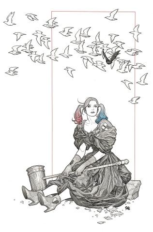 Harley Quinn #60 (Variant Cover)