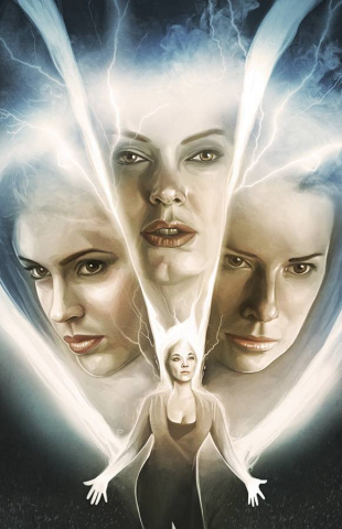 Charmed, Season 10 #14 (Seidman Cover)