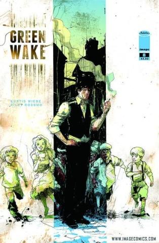 Green Wake #8