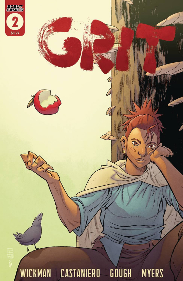 Grit #2 (2nd Printing)