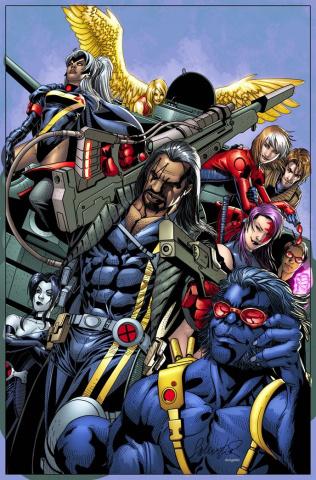 Deadpool #6 (Larroca Uncanny X-Men Cover)