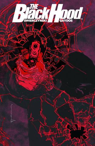 The Black Hood #4 (Sienkiewicz Cover)