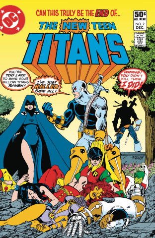 The New Teen Titans #2 (Dollar Comics)