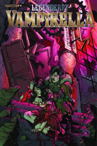 Legenderry: Vampirella #4