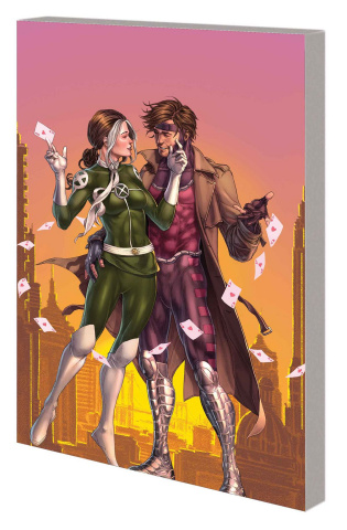 X-Men: Gambit and Rogue